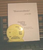 """Shenandoah"" Instrumental/Lesson for E9th pedal steel guitar"