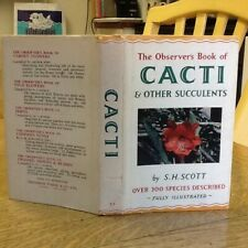 Observers Book Of Cacti 1965: