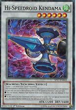YU-GI-OH CARD: HI-SPEEDROID KENDAMA - STAR RARE - SP17-EN043 - 1st EDITION