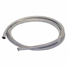 Stainless Steel Braided Breather Hose 5 Foot Length 3/8 Id Hot Rod Rat Rod Vw