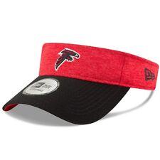 Men's Atlanta Falcons New Era Red/Black 2018 NFL Sideline Home Official Visor