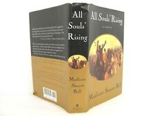 All Souls' Rising by Madison Smartt Bell (1995, HC GD 1ST 'FLAT SIGNED'