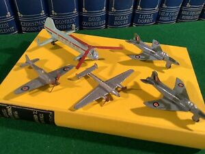 Dinky Airplane Lot.