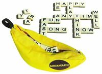 Bananagrams Game Educational Spelling Words Fun Travel Play Alphabet Scrabble