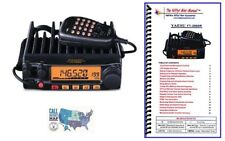 Yaesu FT-2980R 80W FM 2M Mobile Transceiver with Nifty! Accessories Mini-Manual