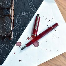 Pelikan M205 Special Edition Star Ruby Red Fountain Pen