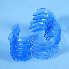 10 pcs C shape Cheek Retractor Wangenhalter Lippenhalter Mundspanner Größe Large