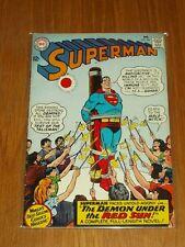 SUPERMAN #184 FN- (5.5) DC COMICS FEBRUARY 1966
