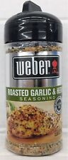 Weber Roasted Garlic & Herb Seasoning 5.5 oz