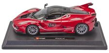 Ferrari FXX-K Modelo Die Cast alto detalle 1:24 Escala Gran Regalo De Navidad