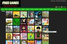 Exciting Game Store Website   Free Installation + Hosting