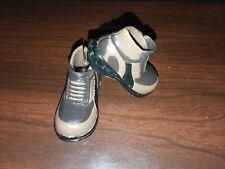 My Scene Ken'S Black & Tan Shoes With Tan Socks