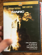 Ray Liotta Jason Patric NARC ~ 2002 deshonestos policías Clásica/Thriller US R1