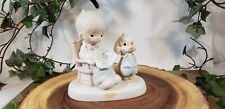 "Precious Moments ""The Perfect Grandpa"" ©1981 Jonathan & David Enesco Pn E-7160"