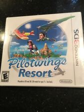 Pilotwings Resort (Nintendo 3DS) Brand New Factory Sealed