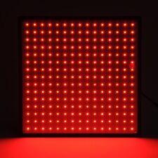 225 Ultrathin LED Grow Panel Light SMD Plant Lamp All Red Hydro Garden Lighting