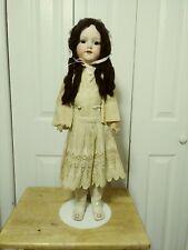 "26"" Antique German Bisque Head Doll, Armand Marseilles 390 Walker"