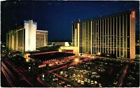 Vintage Postcard - Beautiful MGM Grand Hotel Las Vegas 1985 Posted #3267