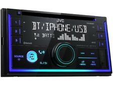 JVC KWR930BT Radio 2 DIN für Ssangyong Actyon (CJ) mit OEM Navigation