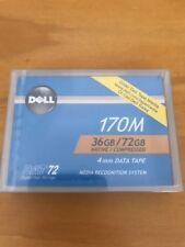 Dell DAT-72 Data Cartridge 36/72GB DDS5/DDS-5 0W3552 NEW. Price is per tape
