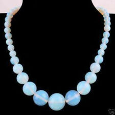 """wholesale natural Opal Round Gemstone Beads Necklace17."""""""