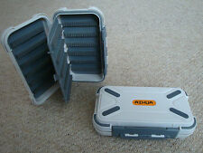 Fly Fishing Box 100% Substantial ABS,Not Plastic ,100% Waterproof ,L-Size
