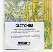 (DL953) Glitches, Leper - DJ CD