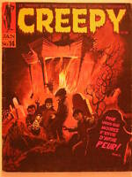CREPPY  1ERE SERIE N°14 (WOOD,GOODWIN,DIONNET,ROYER,ROMER)