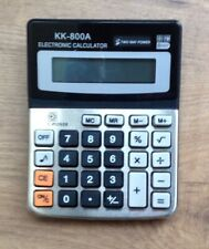 KK-800A electronic portable Calculator5.70 by 4.5 by 1inch