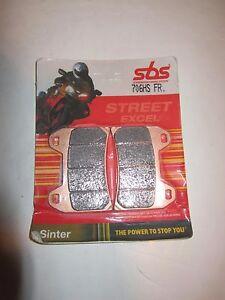 Ducati 1200 Multistrada 15 > ON SBS FRONT Sinter Brake Pads OE QUALITY 706HS FR
