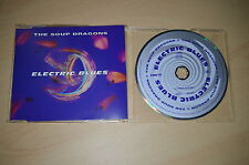 The soup dragons - Electric blues. CD-Single PROMO (CP1704)