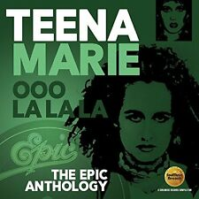 Teena Marie - Ooo La La La The Epic Anthology [CD]