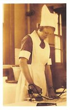 Nostalgia Postcard The Electric Iron c1930 School for Wives, London Repro NS46