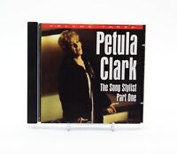 PETULA CLARK THE SONG STYLIST PART ONE Rare CD Album - Complete, VG Condition