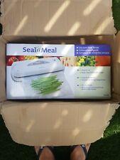 NEW SEAL A MEAL VACUUM FOOD SEALER / STORAGE