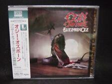 OZZY OSBOURNE Blizzard Of Ozz + 3 JAPAN BLU-SPEC CD Black Sabbath Randy Rhoads