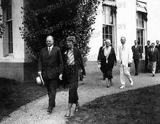 8x10 Print Amelia Earhart Gov Gilbert Grosvenor White House #AE66