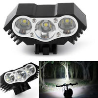 New CREE XM-L T6 LED Bicycle bike HeadLight Head Light Lamp Torch Flashlight