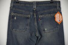 SPECIAL EDITION Womens LEVIS Jeans BOOTCUT Fitting DISTRESSED W30 L34  P21