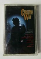 Carlitos Way Cassette Tape Music From the Motion Picture 1993 MCA