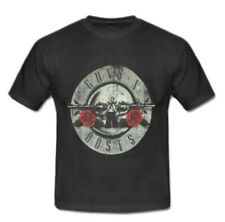T-shirt GUNS N ROSES Maglia Rock Band Registrata e Approvata Music Bambino Bimbo