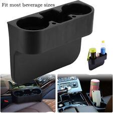 Car Seat Seam Wedge Cup Holder Food Drink Bottle Mount Storage Organizer GloveSC