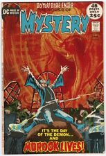 House of Mystery 198 (1972)  F/VF