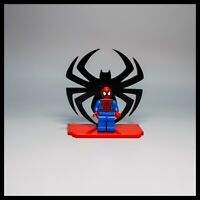 Acrylic display stand for LEGO Spiderman Minifigure