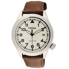 Fossil AM4514 Uhr Herren Armbanduhr Markenuhr