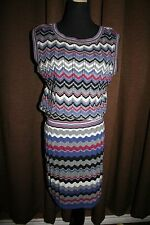 NEW WITH TAGS~ GUESS BRAND ~ SIZE LARGE~ SWEATER DRESS~ SLEEVELESS~ ORIG. $108