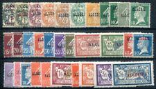 ALGERIE 1924 Yvert 1-15,17-33 **POSTFRISCH TADELLOSER SATZ (F0069
