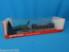 PRIMEX 4577 Diorama Set Wood Embarkation