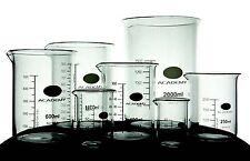 GLASS LOW FROM MEASURING BEAKER 400ML