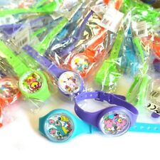 12 x PUZZLE WATCHES GAME TOY GIRLS BOYS LOOT FAVOR BIRTHDAY PARTY BAG FILLERS